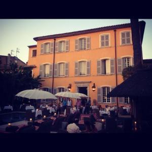 Hotel in Monacco