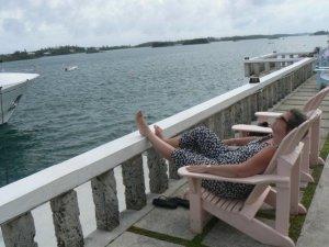 Mom- Bermuda